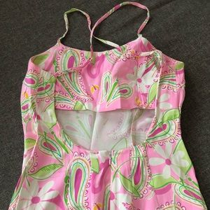 Lilly Pulitzer Dresses - Lilly Pulitzer silk dress